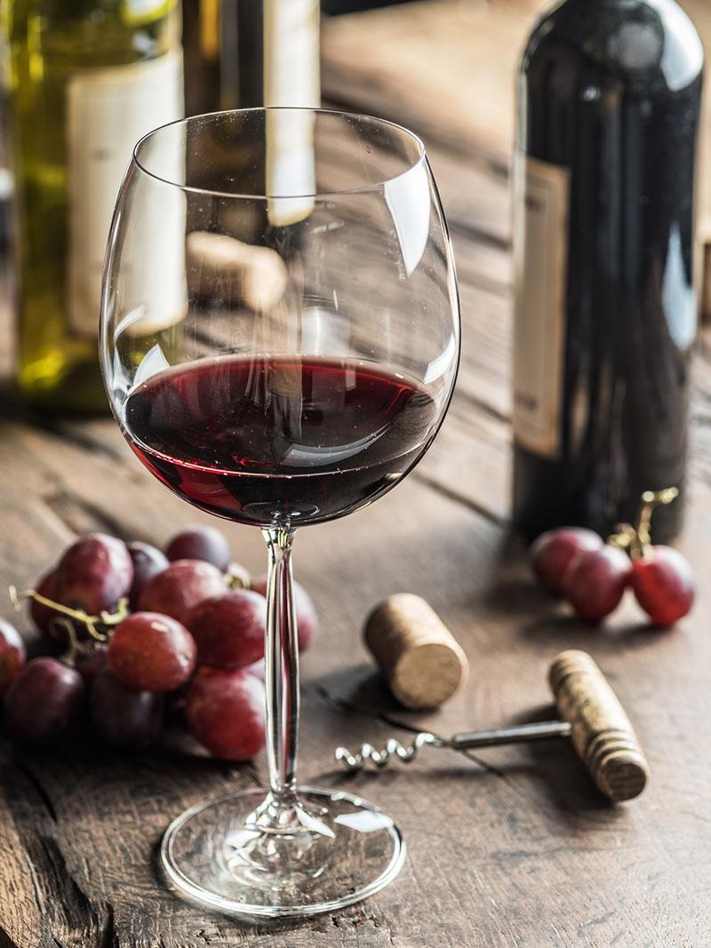 Wein im Hotel Grüner Baum